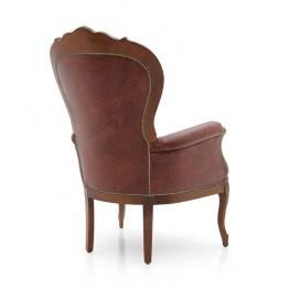 Seven Sedie Armchair Foglia  0218P