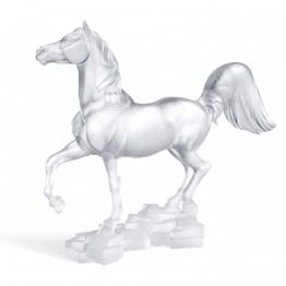 Lalique Bucephale Horse, Limited Edition