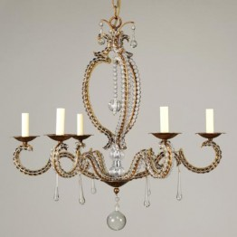 Vaughan Martigny Chandelier - US Only, CL0079.GI