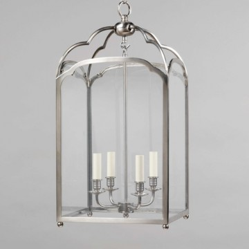 Vaughan Winslow Square Lantern CL0244.NI