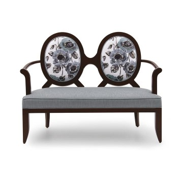 Seven Sedie 2 Seater sofa Anello