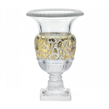 Lalique Versailles Gold Vase
