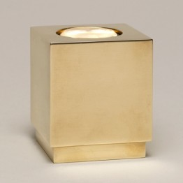Vaughan Copnall Uplighter in Brass TM0089.BR