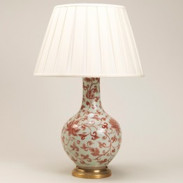 Vaughan Abbeywood Vase Table Lamp TC0027.BR