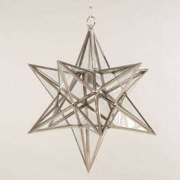 Vaughan Star Lantern Medium CL0213.NI