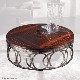 Giorgio Collection Round cocktail table