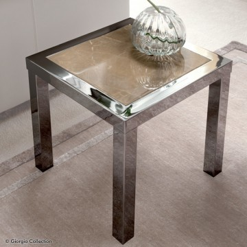 Giorgio Collection Square end table