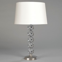 Vaughan Grenoble Glass Lamp TG0038.NI