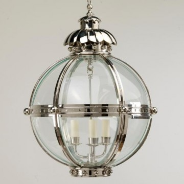 Vaughan Cheyne Globe Lantern CL0085.NI.SE