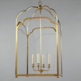 Vaughan Winslow Square Lantern CL0243.BR