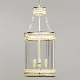 Vaughan Granby Round Fretwork Lantern CL0182.IV