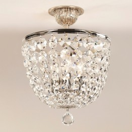 Vaughan Tiverton Semi Flush Chandelier CL0317.NI
