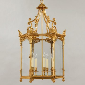 Vaughan Repton Hall Lantern CL0058.GI