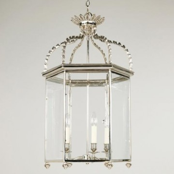 Vaughan Regency Hall Lantern CL0232.NI