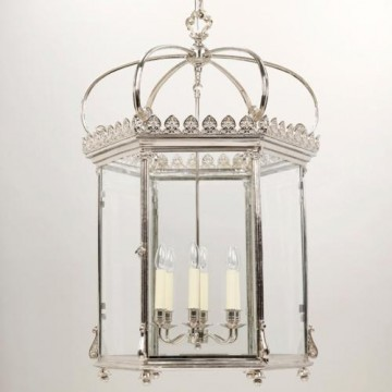 Vaughan Wilton Hall Lantern CL0117.NI