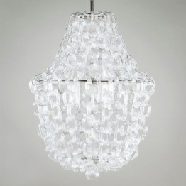 Vaughan Seville Glass Chandelier CL0143.NI.SE