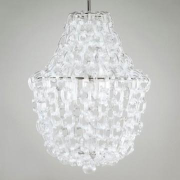 Vaughan Seville Glass Chandelier CL0143.NI.SE