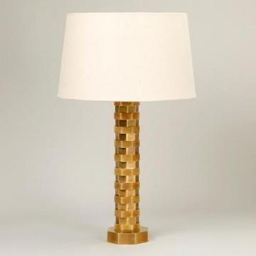 Vaughan Heidelberg Octagonal Table Lamp TM0076.BR