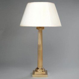 Vaughan Ionic Column Table Lamp TM0039.BR