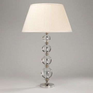 Vaughan Lausanne Glass Lamp TG0031.NI