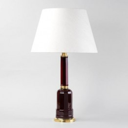 Vaughan French Glass Lamp TG0002.CR