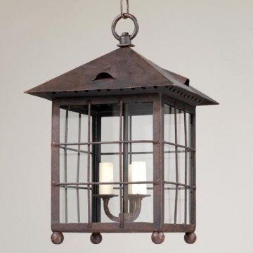 Vaughan Auzon Square Lantern CL0007.RU