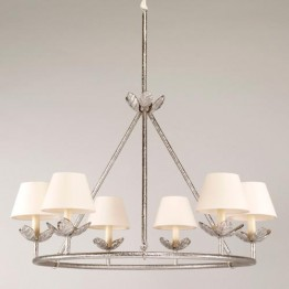 Vaughan Montferrat Leaf Chandelier CL0003.NI