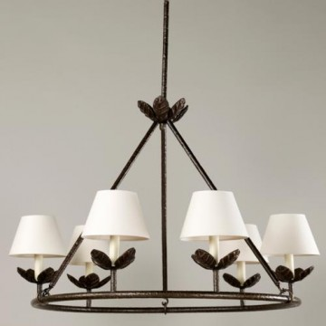 Vaughan Montferrat Chandelier CL0003.BZ