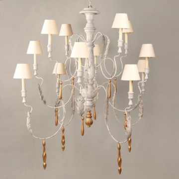 Vaughan Villeneuve Chandelier CL0137.GI