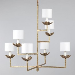 Vaughan Colombier Chandelier CL0155.BR