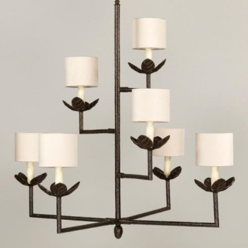 Vaughan Colombier Chandelier CL0155.BZ