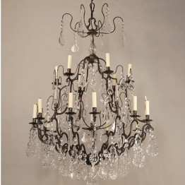 Vaughan Kington Chandelier CL0217.BZ