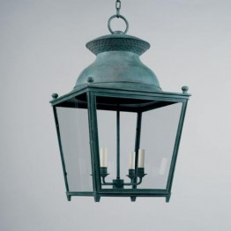Vaughan Large French Chateau Lantern, External CL0151.VE