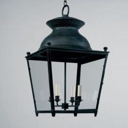 Vaughan Large French Chateau Lantern, External CL0151.BK