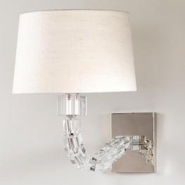 Vaughan Ryde Glass Cube Wall Light