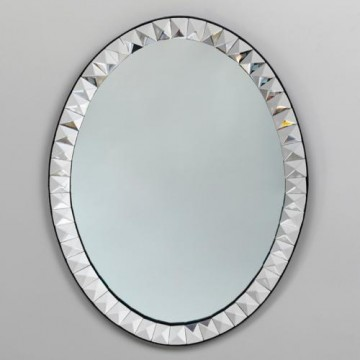 Vaughan Fitzwilliam Oval Mirror FM0041
