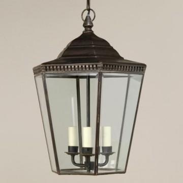 Vaughan Georgian Porch Lantern CL0361.BZ