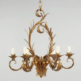 Vaughan Basket Chandelier CL0138.GI