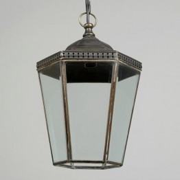 Vaughan Georgian Porch Lantern CL0061.BZ