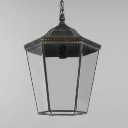 Vaughan Georgian Porch Lantern CL0261.BZ