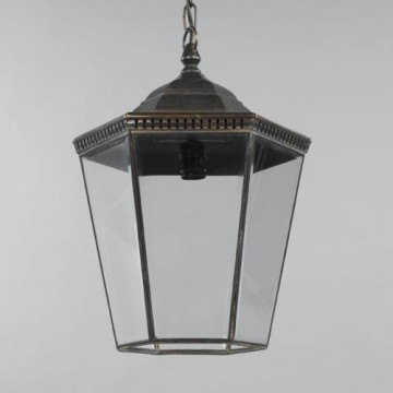 Vaughan Georgian Porch Lantern CL0261.BZ