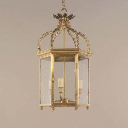Vaughan Regency Hall Lantern CL0332.BR
