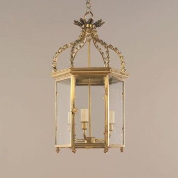 Vaughan Regency Hall Lantern CL0332.BR