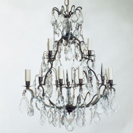 Vaughan Kington Cage Chandelier CL0216.BZ
