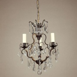 Vaughan Kington Cage Chandelier CL0214.BZ