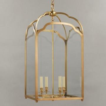 Vaughan Winslow Square Lantern CL0244.BR