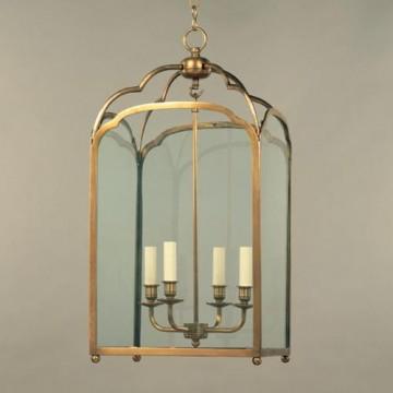 Vaughan Winslow Square Lantern CL0245.BR