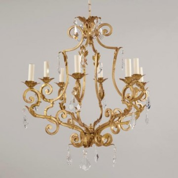 Vaughan Rochefort Chandelier CL0171.GI