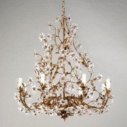 Vaughan Fleville Crystal Chandelier CL0181.RU