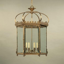 Vaughan Wilton Hall Lantern CL0117.BR